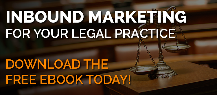 Legal Inbound Marketing | FREE eBook Download