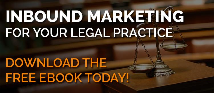 Legal Inbound Marketing | FREE eBook Download